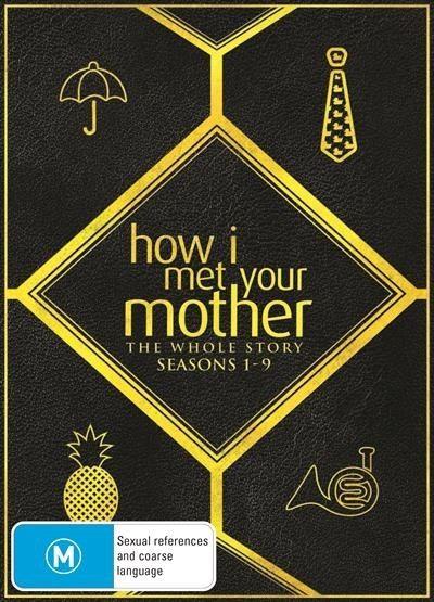 For Elijah  How I Met Your Mother - Season 1-9 | Boxset