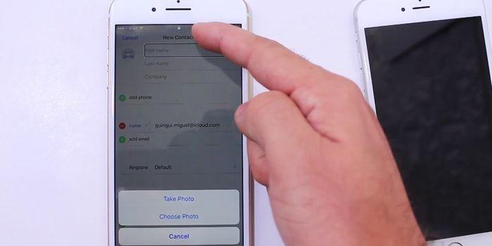 Un error en iOS 10.2 beta permite ver las fotos de un iPhone bloqueado http://iphonedigital.com/error-ios-10-2-beta-permite-acceder-fotos-iphone-bloqueado/ #apple