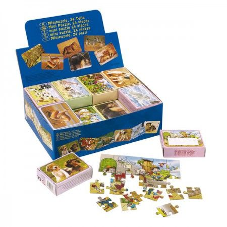 "Mini puzzle ""Selection"", assorted"