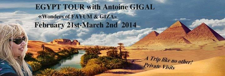 Next trip to Giza with Gigal