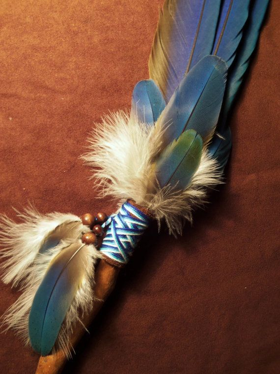 Hey, I found this really awesome Etsy listing at https://www.etsy.com/listing/106377693/smudge-fan-whispering-wind-sacred-smudge