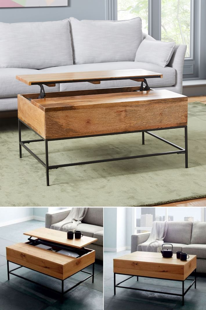 20 Best Coffee Tables With Storage Space To Buy Online Cool Coffee Tables Storage Spaces Coffee Table With Storage Cheap coffee tables with storage