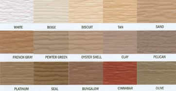 Lp smart siding colors gallery Engineered wood siding colors