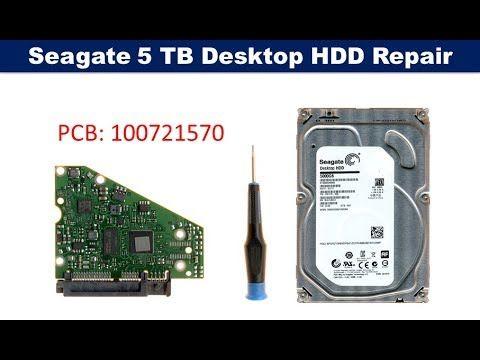 Seagate   Barracuda  ST5000DM000, ST4000DM000, ST4000VN000 100721570    ...