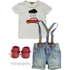 Freshly Picked Moccasins {Giveaway} & Baby/Toddler Boy Fashion | | The Shopping MamaThe Shopping Mama