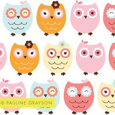 Pattern by Pauline Grayson