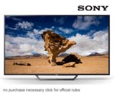 Sony 55 Inch Full HD TV Giveaway  Open to: United States Ending on: 04/14/2017 Enter for a chance to win a Sony 55 Inch Full HD TV. Enter this Giveaway at Dealmaxx  Enter the Sony 55 Inch Full HD TV Giveaway on Giveaway Promote.