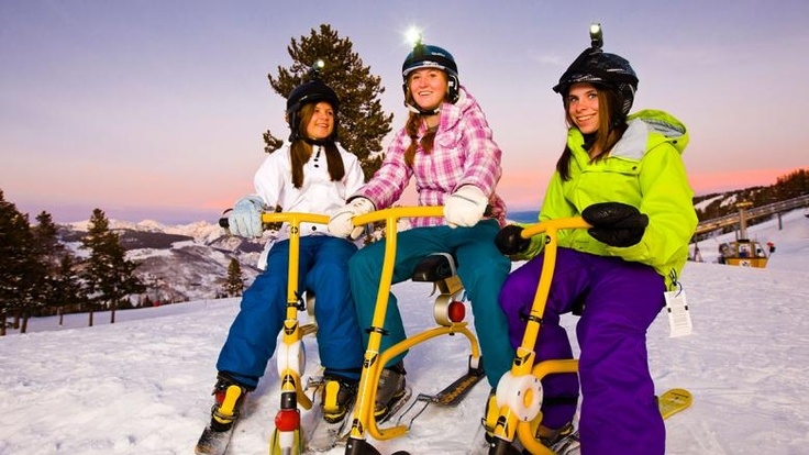 Night Activites at Colorado Ski Resorts