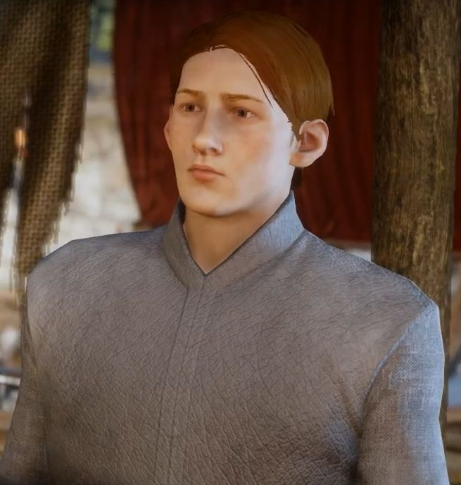 Connor Guerrin - Dragon Age: Inquisition
