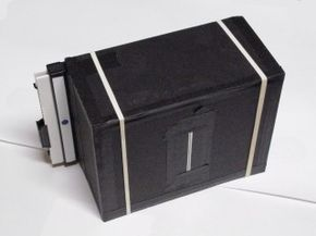 Make a pinhole camera from stanford.edu