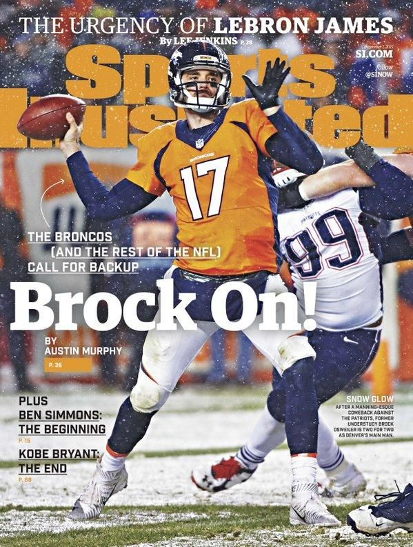This week's Sports Illustrated cover is ... interesting?