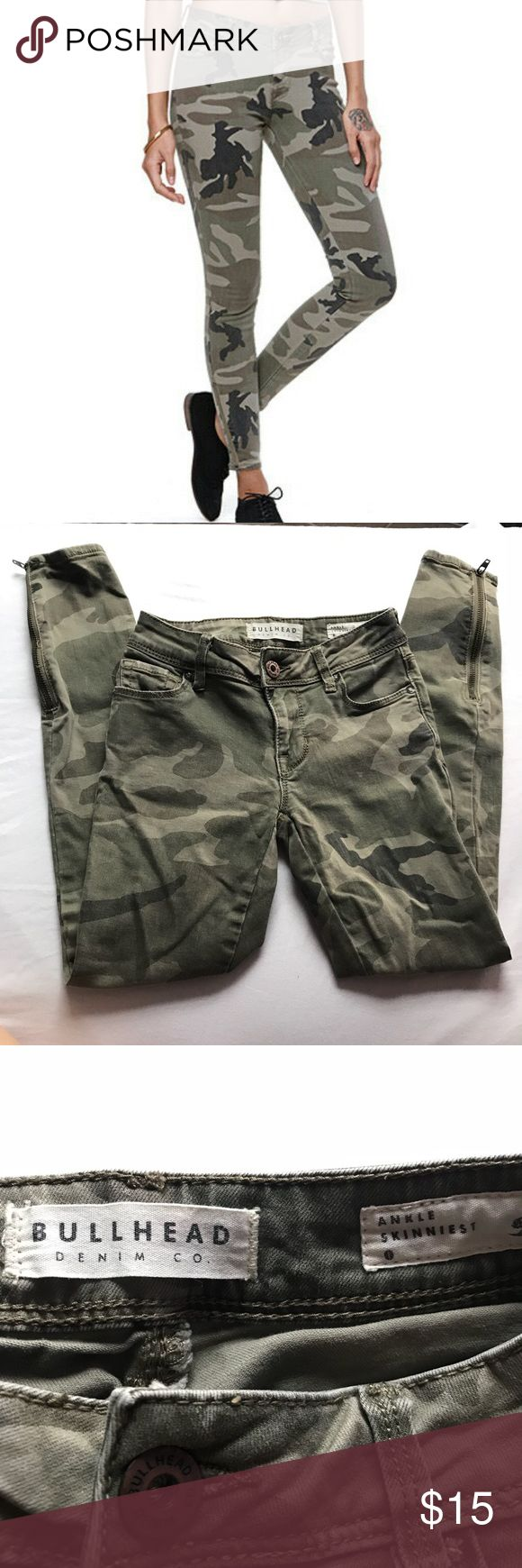 Pacsun black coated jeans