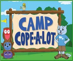 Camp Cope-A-Lot - computerized cognitive behavioral therapy (CBT) that can be easily adapted for school counseling classroom guidance or group sessions to treat anxiety in children