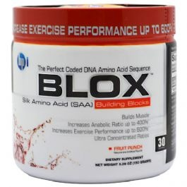 The Perfect Coded DNA Amino Acid Sequence. Silk Amino Acid (SAA) Building Blocks. Builds Muscle. Increases Anabolic Ratio up to 400%. Increases Exercise Performance up to 600%. Ultra Concentrated Ratios. The Perfect Anabolic Ratio. Just 1 Ultra Concentrated Scoop Is All You Need! Blox: Groundbreaking Discovery! SAAs: the perfect protein that you've never heard of... What exactly are SAAs? SAAs (Silk Amino Acids) are a remarkable and innovative Amino Acid Sequence just recently discovered by…
