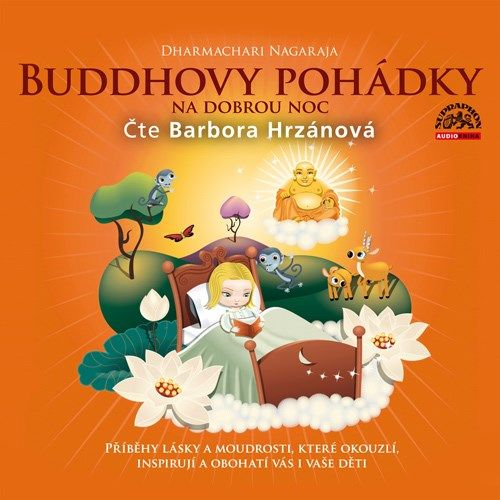 Devatenáct pohádek se zajímavými a neobvyklými příběhy o zvířátkách, princeznách a princích je v podstatě vyprávěním, skrývajícím v sobě jednoduchá základní ponaučení, pomáhající pochopit základy buddhismu