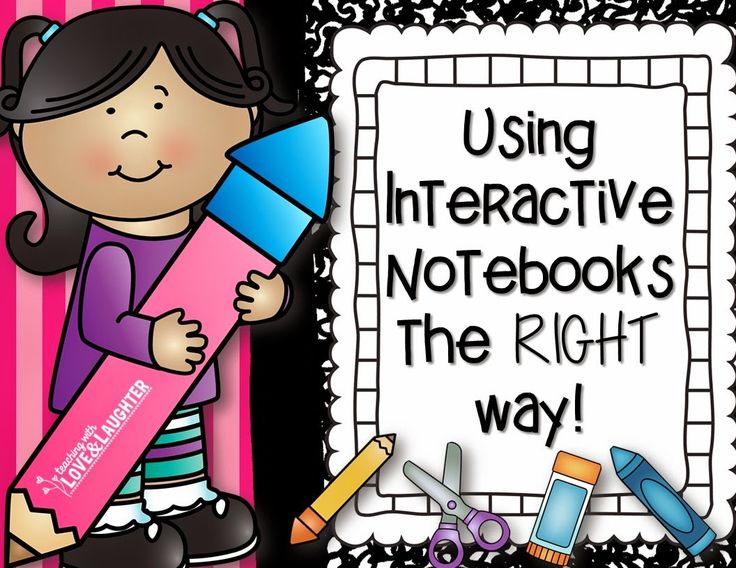Interactive Notebooks: It's not just cutting and gluing!