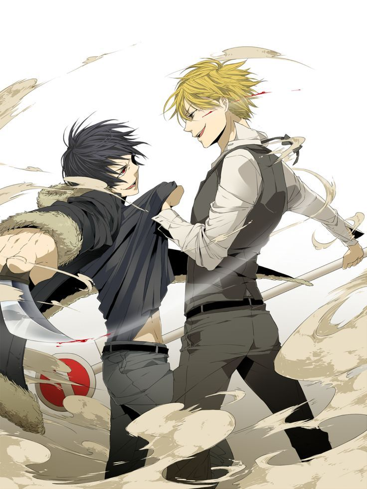 izaya and shizuo relationship trust