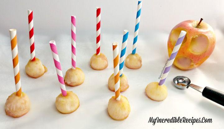 Mini Candy Apples!