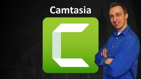 100 % Off Camtasia Studio Made Easy: The Best Video Editor & Recorder Udemy Coupon