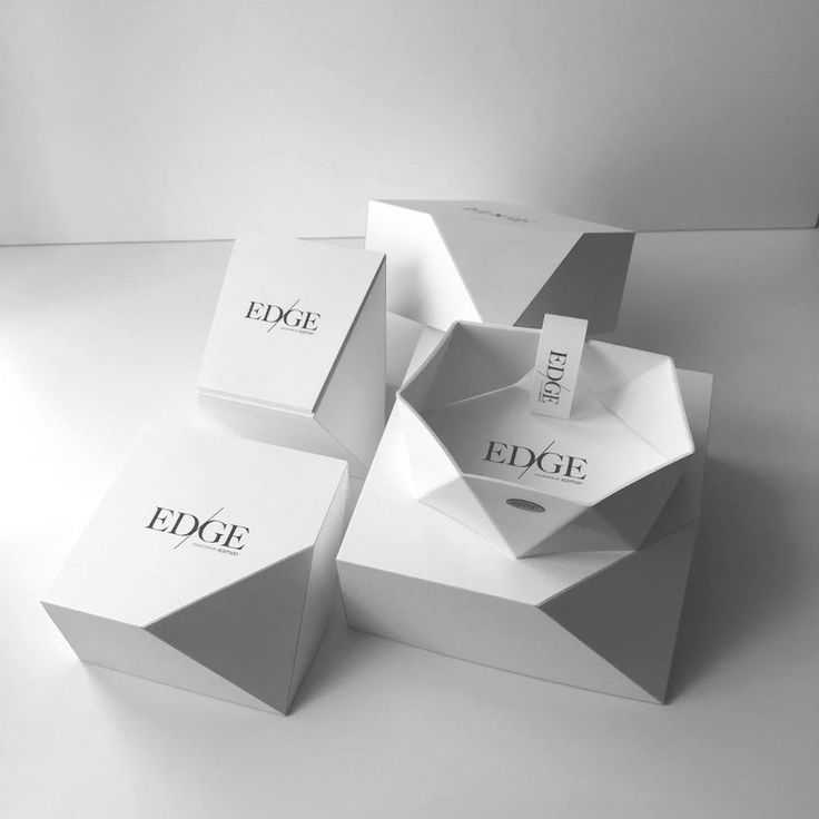 Karman Jewelry's EDGE Collection Exclusive Packaging on Packaging of the World - Creative Package Design Gallery