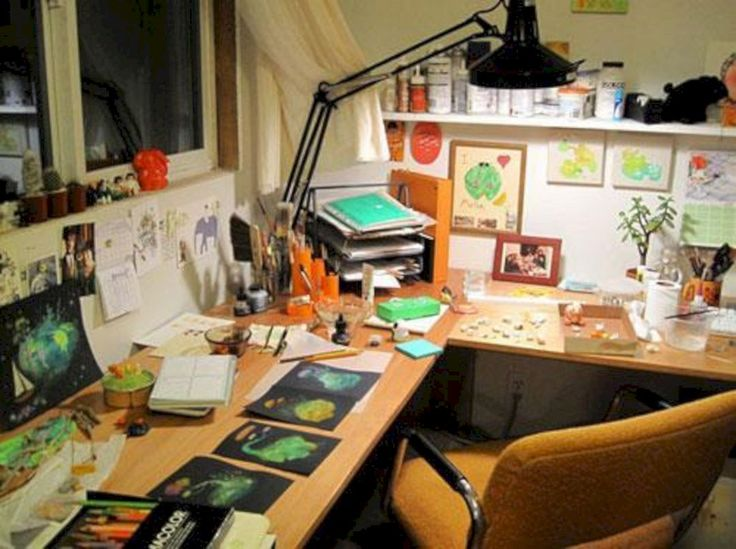 Phenomenal 65+ Stunning Art Studio Design Ideas for Small Spaces https://freshouz.com/65-stunning-art-studio-design-ideas-for-small-spaces/