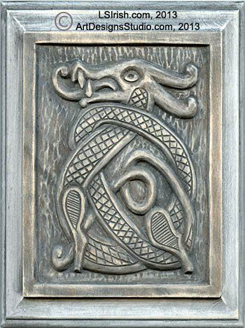 Beginner Level Wood Carving Project This quick, easy, and fun Celtic Dragon pattern is perfect for your first endeavor into relief wood carving.  It uses a very basic set of carving tools, a bench ...