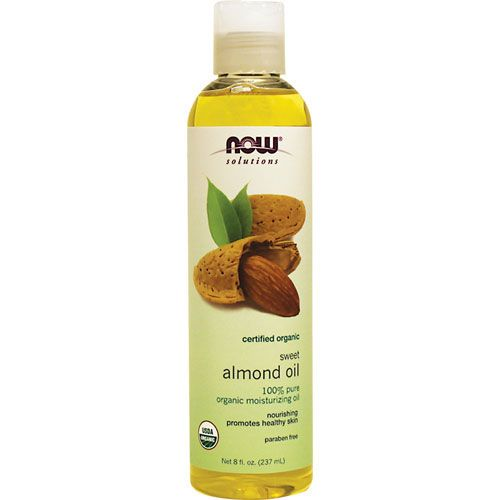 Is Now Foods Sweet Almond Oil Organic