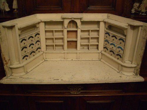 antiker kaufladen ebay obch dky pinterest kaufladen antike und kaufmannsladen zubeh r. Black Bedroom Furniture Sets. Home Design Ideas