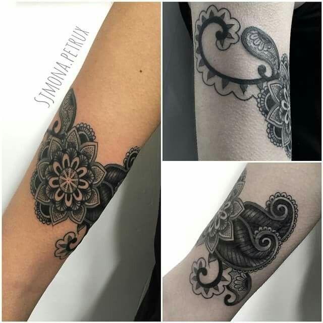 Fiore ornamental coverup Simona Petrux Simona.petrux@gmail.com Instagram. SIMONA.PETRUX Fb. Simona Petrux Tattoo Sweet Mamba Tattoo Studio ROMA