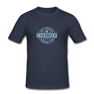 chemiker - Männer Slim Fit T-Shirt