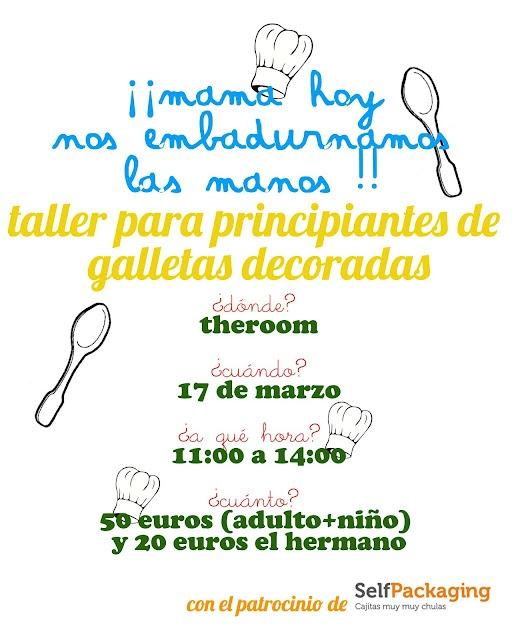 Talleres de cocina para ni os clases cocina pinterest for Cursos de cocina para ninos madrid