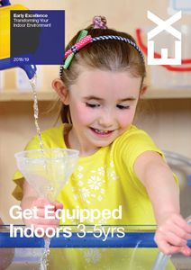 Coming soon! The all new Get Equipped Indoors 3-5yrs brochure - out this January 2018!  Shop for resources at earlyexcellence.com/shop