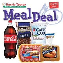 This week's meal deal is perfect for your classic 4th of July cookout.