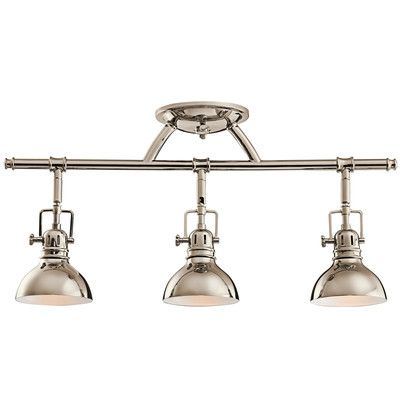Features -Compatible with a dimmer switch sold separately . -Construction Material  sc 1 st  Pinterest & Best 25+ Contemporary track lighting kits ideas on Pinterest ... azcodes.com