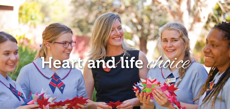 Downlands College I Heart and life choice