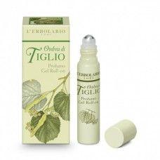 Hársfavirág illatú roll-on parfüm - Rendeld meg online! Lerbolario Naturkozmetikumok http://lerbolario-naturkozmetikumok.hu/kategoriak/testapolas/parfumok