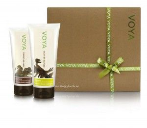 Hair gift set  Voya trialed and tested