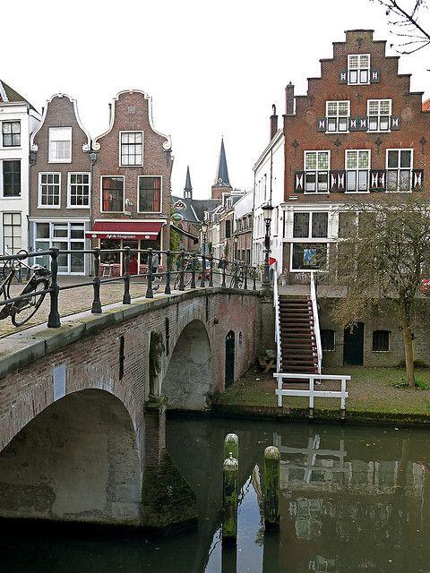 Geertebrug, Utrecht, Netherlands