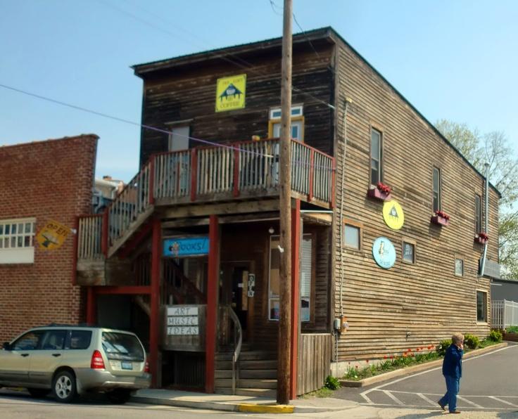 Harvest Moon Food Store Floyd Virginia