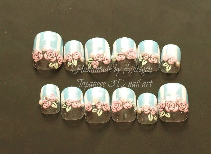 463 best Fake Nails/Wraps images on Pinterest | Nail wraps, Etsy and ...