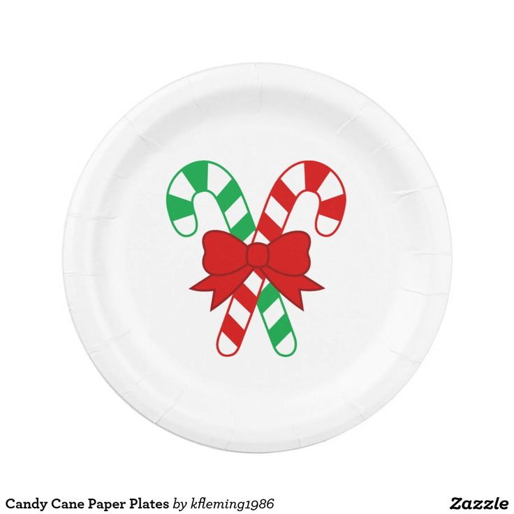 Candy Cane Paper Plates  sc 1 st  Pinterest & 80 best Paper Plates images on Pinterest   Paper plates Lyrics and ...