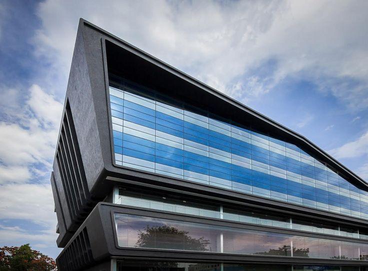 152 best building facade design images on pinterest for Design your own commercial building