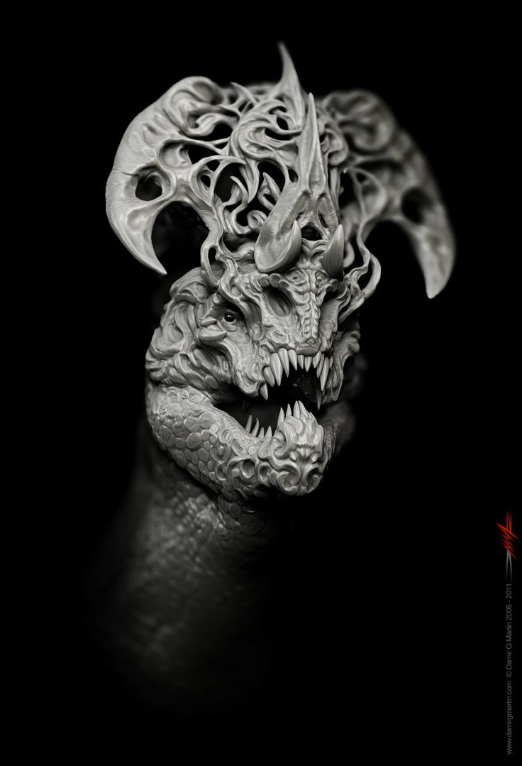 Dragon design 36 by damir-g-martin.deviantart.com