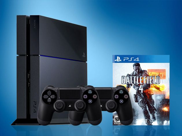 Playstation 4 givaway!  #PS4BWIN https://deals.thenextweb.com/giveaways/the-playstation-4-battlefield-bundle-giveaway?gid=960916