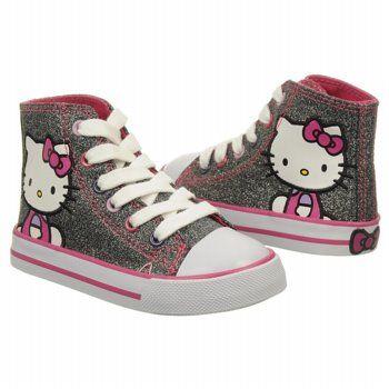 1cfbca011fd Kids' Hello Kitty Hi-Top   Shoes   Hello kitty shoes, Hello kitty ...