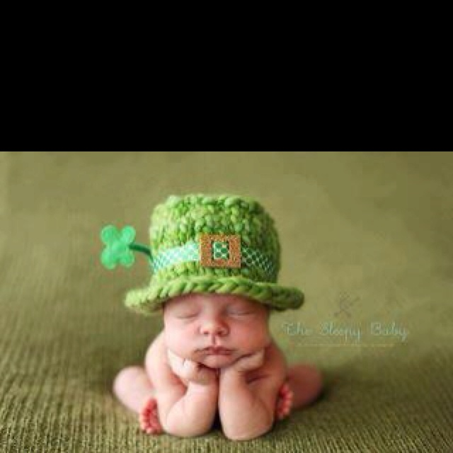 Cutest leprechaun ever!!