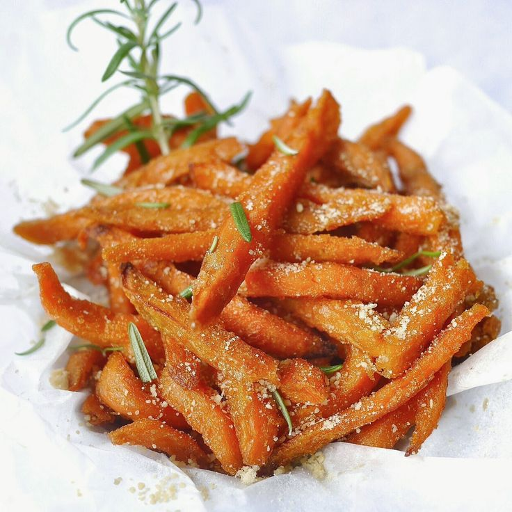 ... Fries on Pinterest | What are truffle fries, Parmesan fries and