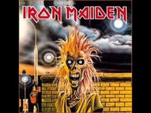 Iron Maiden 'Transylvania'.. my favourite maiden song \m/