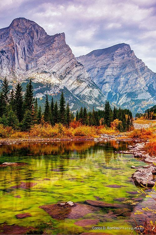 30 Amazing Places on Earth You Need To Visit Part 2 - Alberta, Canada