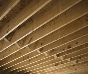 Cheap ideas for finishing a basement ceiling